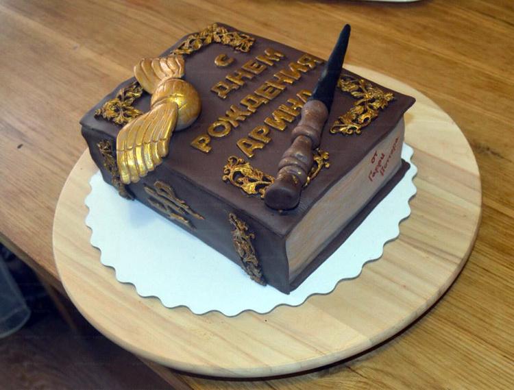 Отзыв о торте Гарри Поттер от tort-kazan.ru