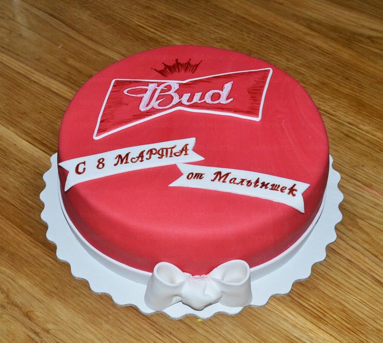 Отзыв о торте BUD от tort-kazan.ru