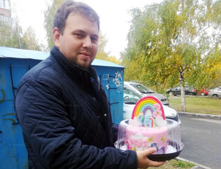 Отзыв о торте от tort-kazan.ru