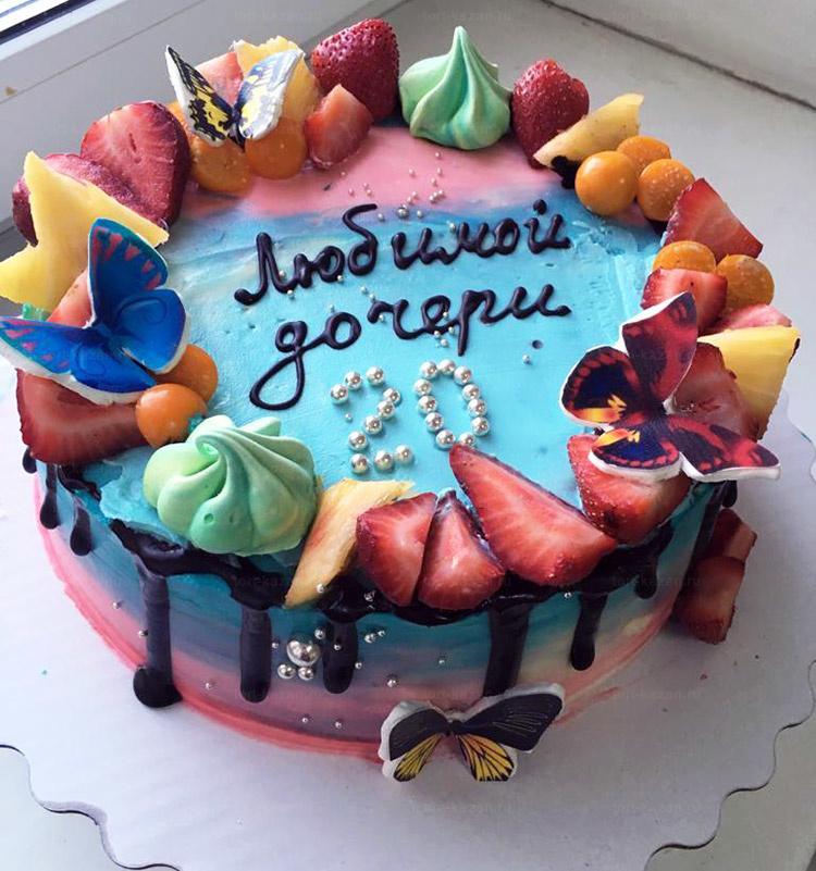 Отзыв о торте Любимой дочери от tort-kazan.ru