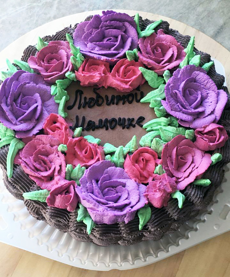 Отзыв о торте Корзинка от tort-kazan.ru