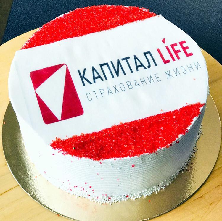 Отзыв о торте корпоративном от tort-kazan.ru